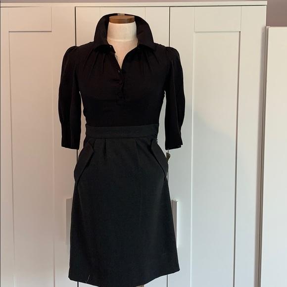 Madison Marcus Dresses & Skirts - Madison Marcus Black/Gray Cocktail Career/Work Sz0